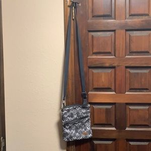 Connect 3-zip Travel Bag
